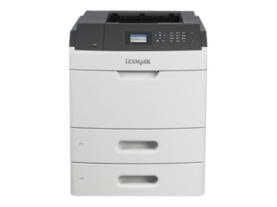 Lexmark MS812dtn Monochrome Laser Printer, 40G0470