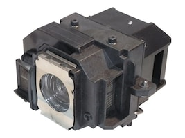 Ereplacements Replacement Lamp for EB-W8D, ELPLP55-ER, 31801142, Projector Lamps