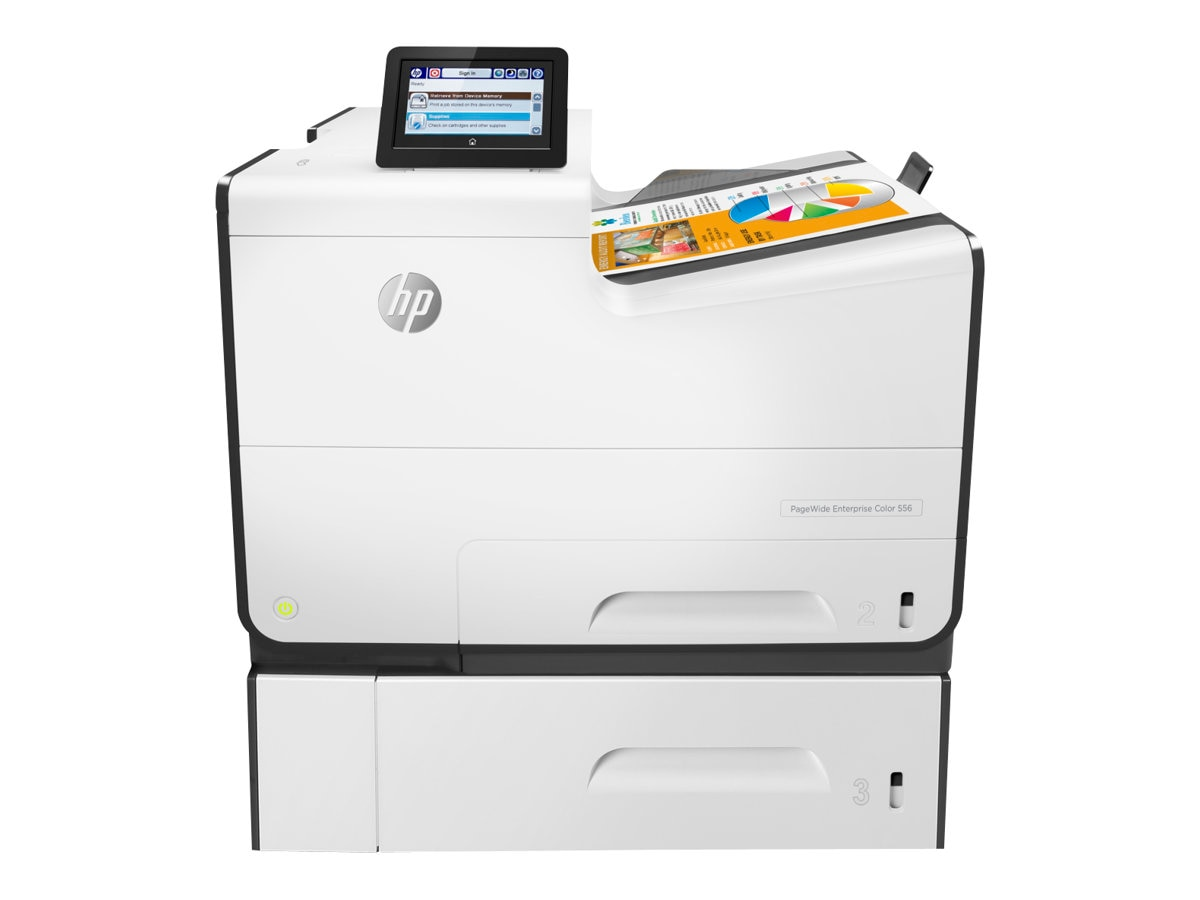 HP PageWide Enterprise Color 556xh Printer ($1,249 - $300 Instant Rebate  = $949 Expires 2 28 17), G1W47A#BGJ