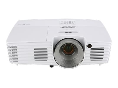 Acer X123PH XGA DLP 3D Projector, 3000 Lumens, White, MR.JKZ11.009, 31236382, Projectors