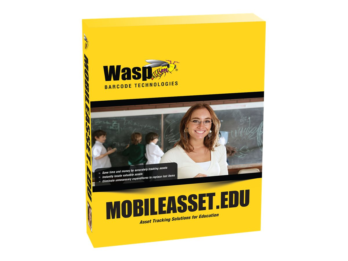 Wasp MobileAsset.EDU Professional (5-user)