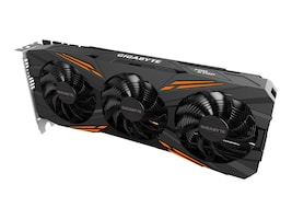 Gigabyte Tech Geforce GTX 1080 Graphics Card, 8GB GDDR5X, GVN1080G1GAMING8GD, 32107515, Graphics/Video Accelerators