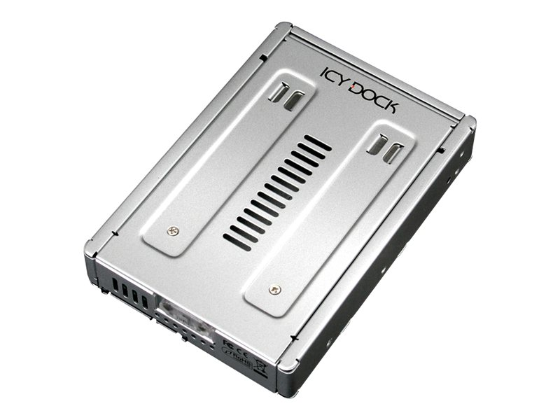 Icy Dock 2.5 3.5 SATA HD & SSD Converter, MB982SP-1s, 12909588, Hard Drive Enclosures - Single