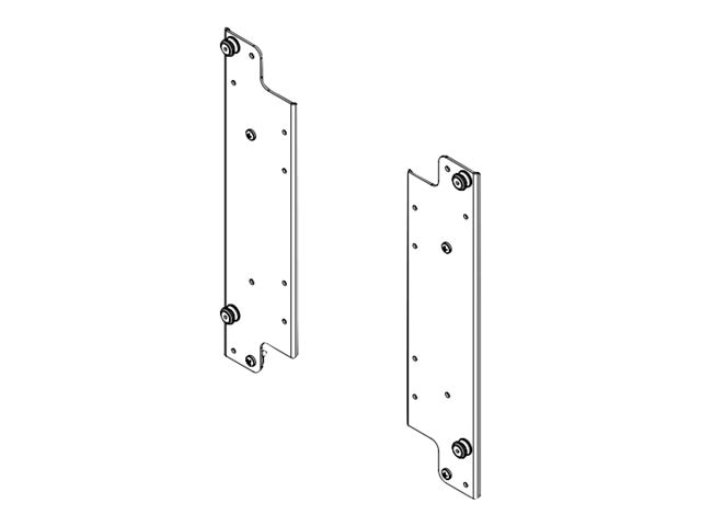 Chief Manufacturing 300 x 300mm Low-Profile Interface Bracket for P-Series