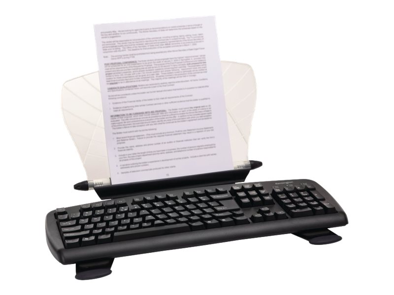 Kensington InSight InLine Copyholder with SmartFit System, K62097F