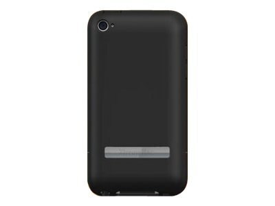 Imation Microshield View for iPod touch G4, Black, 02294, 12218752, Carrying Cases - Phones/PDAs