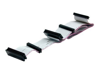 StarTech.com IDC 34-Pin Universal Floppy Drive Cable, 32in, FDAT, 5884407, Cables