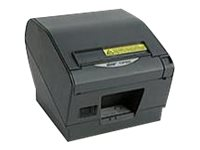 Star Micronics TSP847II WebPrint 24 Thermal Ethernet Printer - Gray w  Autocutter