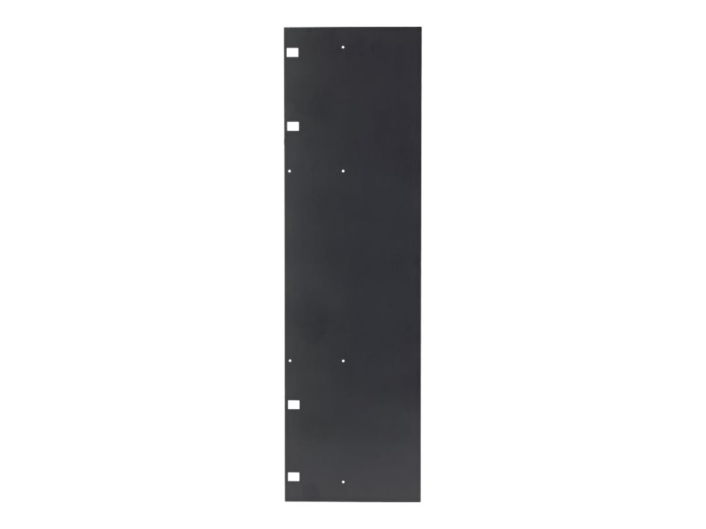 APC End-of-Row Panel for Single-sided 84 Performance Vertical Cable Manager, AR8678, 15315831, Rack Cable Management
