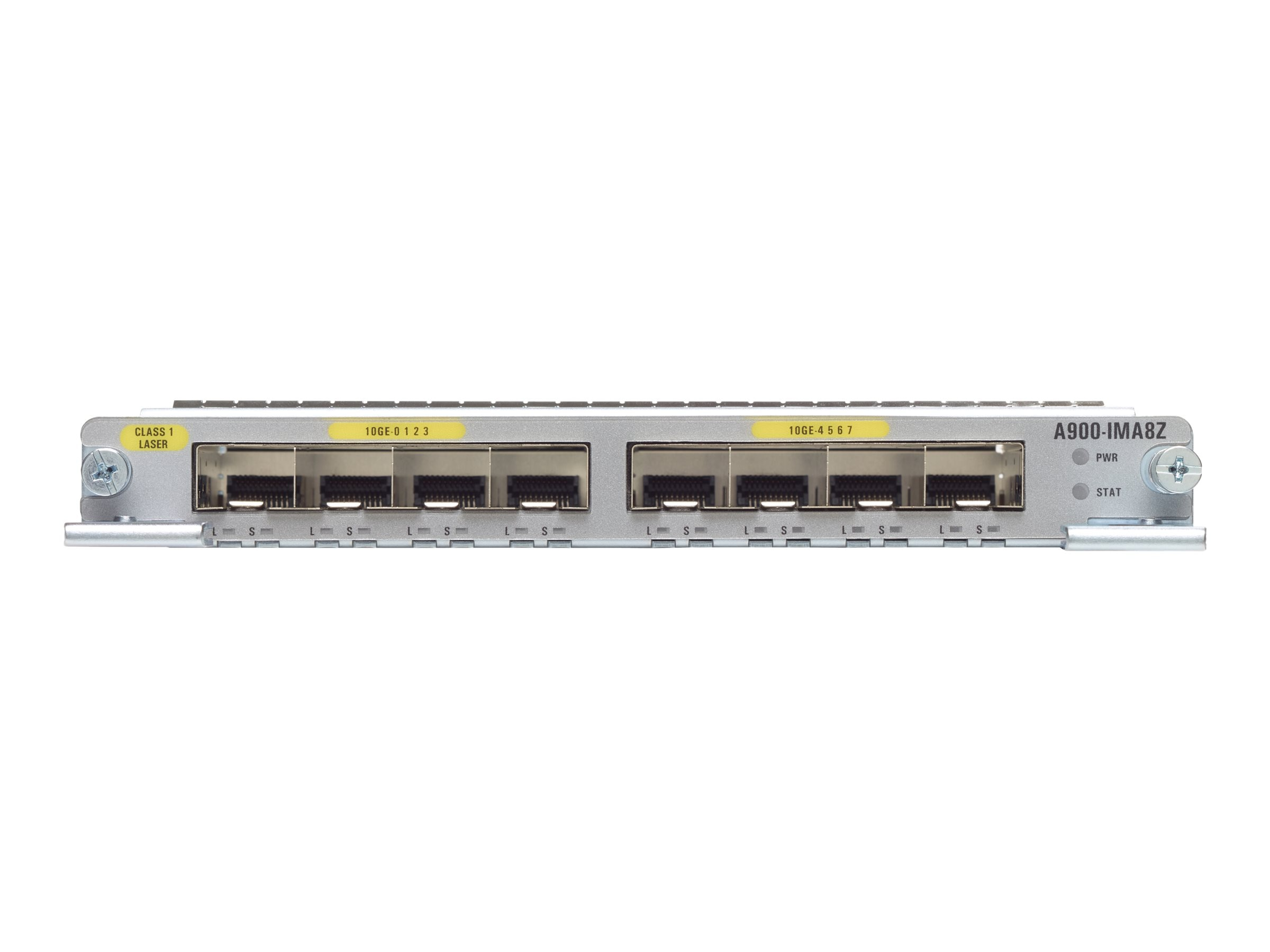 Cisco ASR 900 8-Port 10GE SFP+ Interface Module (Spare), A900-IMA8Z=, 31899434, Network Transceivers
