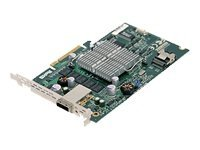 Supermicro Sunrise Lake USAS Card 3 Gb s 8-Port SAS Internal RAID Adapter Add-on Card, AOC-USAS-S4I, 7832395, RAID Controllers