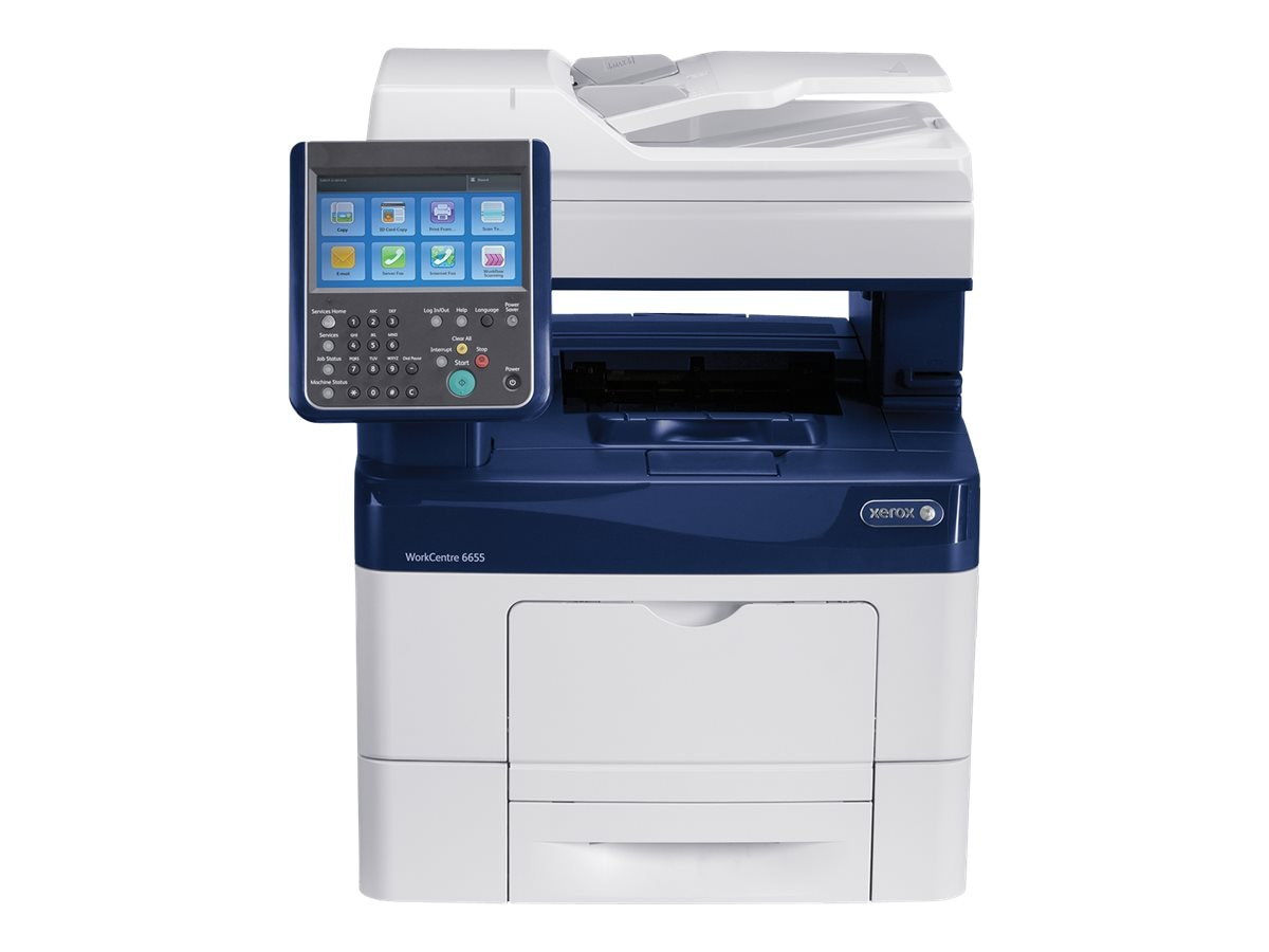 Xerox WorkCentre 6655 YXM Color Multifunction Printer, 6655/YXM