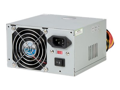 StarTech.com 400W Dual Rail ATX 12V 2.01 Power Supply 20-24-Pin