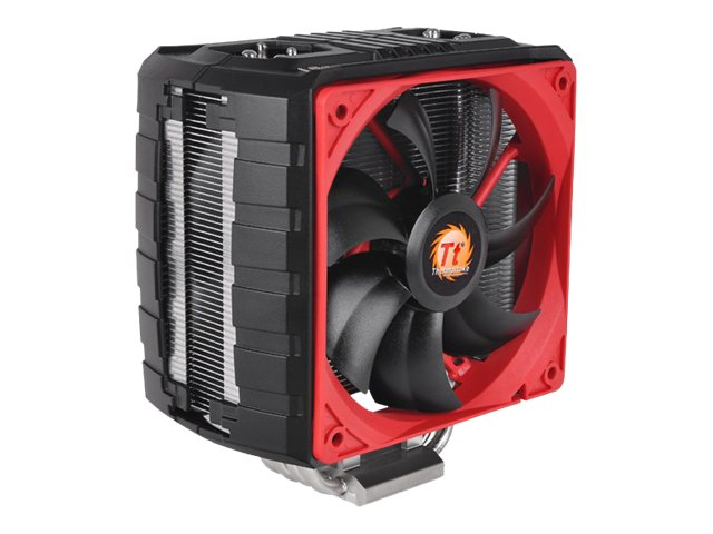 Thermaltake NiC C4 Untouchable CPU Cooler, Red, CLP0607, 16115355, Cooling Systems/Fans