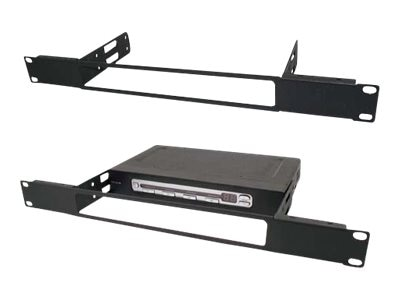 Belkin OmniView Rack-mount kit for 4-port PRO3 and PRO2 KVM Switches, F1D005