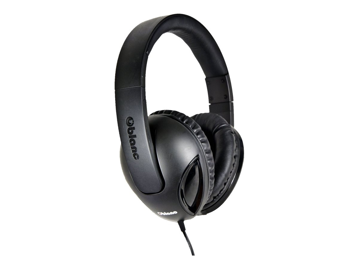 Syba OBLANC Cobra Audio 2.0 Stereo Headphones w  Mic