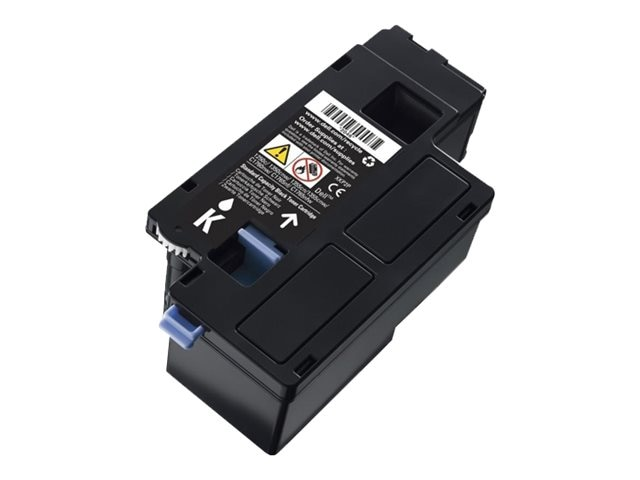 Dell 2000-page Black Toner Cartridge for Dell 1250c, 1350cnw, 1355cn, 1355cnw, C1760nw, C1765nf, C1765nfw, 332-0407
