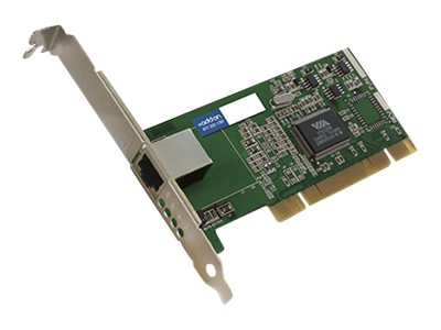 ACP-EP 10 100 1000Mbs Single Open RJ-45 Port 100m PCI NIC, ADD-PCI-1RJ45, 23203581, Network Adapters & NICs