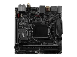 Microstar Motherboard, Z270I Gaming Pro Carbon AC, Z270I GAMING PRO CARBON A, 33561605, Motherboards