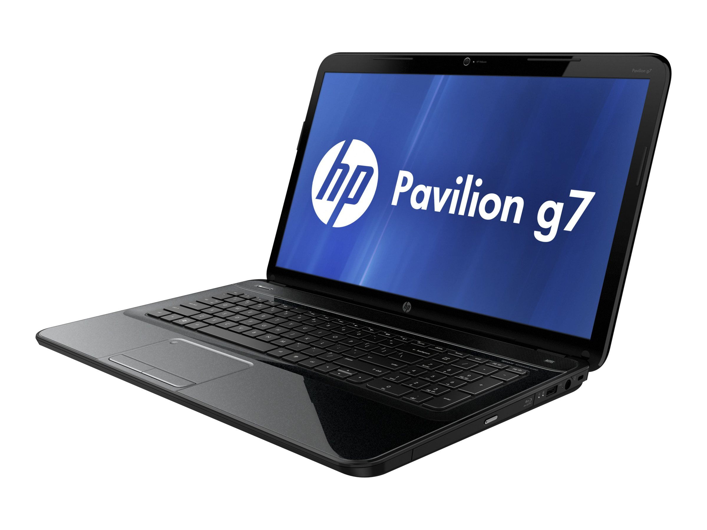 HP Pavilion G7-2222us : 2.4GHz Core i3 17.3in display, D1D34UA#ABA