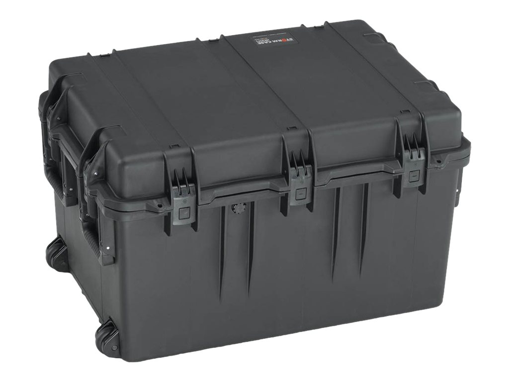 Pelican Storm Hard Case w o Foam, Black