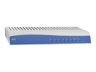 Adtran Total Access 908, 8 FXS DSX-1 IP Router - Supports VoIP Applications Using SIP