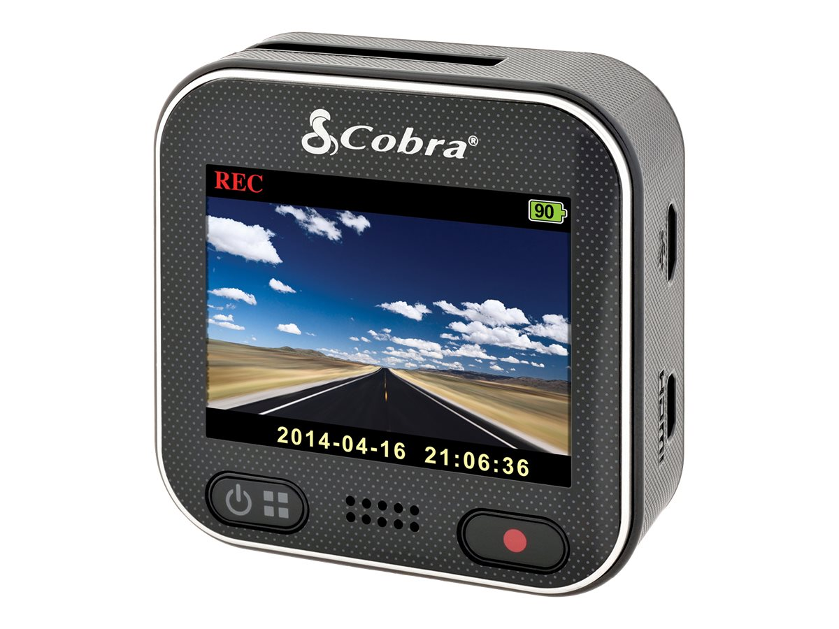 Cobra Electronics Drive HD Dash Cam with WiFi, CDR 900