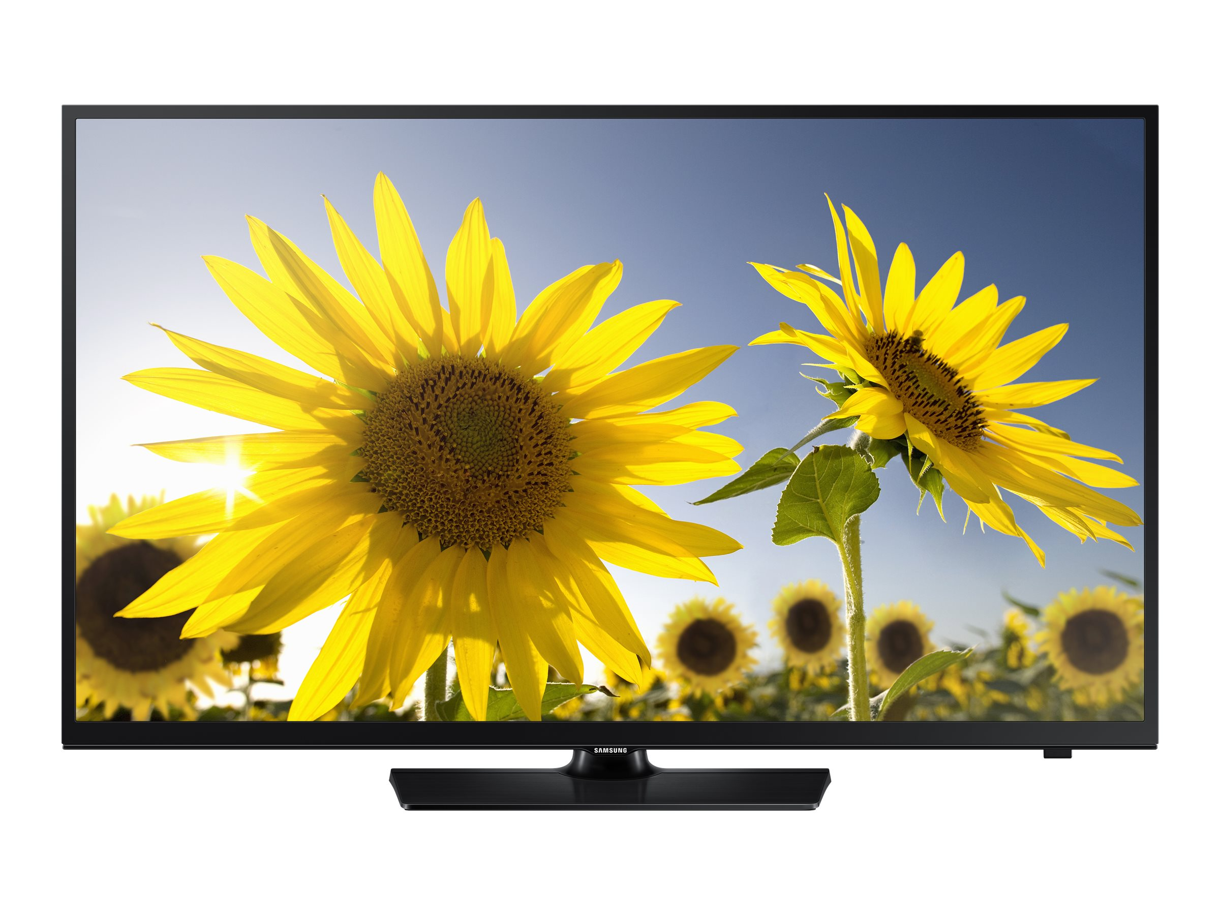 Samsung 40 H4005 LED-LCD TV, Black, UN40H4005AFXZA, 18867614, Televisions - LED-LCD Consumer