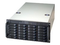 Chenbro Chassis, Mini SAS 3 in 1 BP, 1350W RPS, RM51924ML-1350H, 8487132, Cases - Systems/Servers