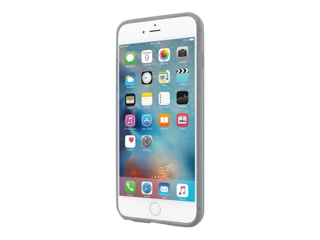 Incipio Octane Pure Case for iPhone 6s Plus, Clear Gray