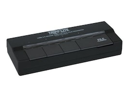 Tripp Lite USB 2.0 2-to-4 Share Switch w  File Transfer, U230-204-R, 10889481, Network Switches
