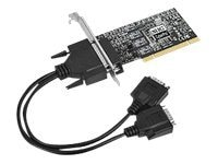 Siig Dual Profile 2-Port RS422 485 PCI Adapter Card