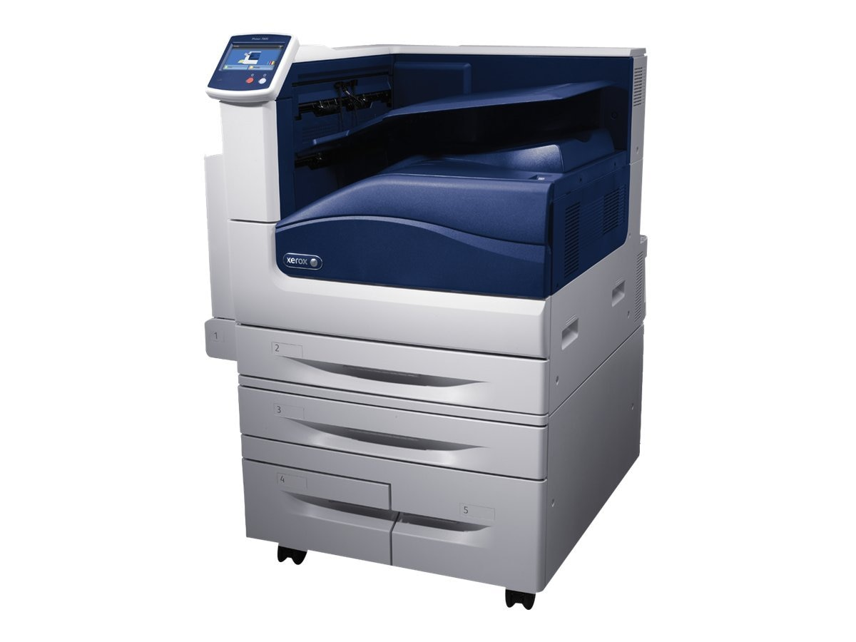 Xerox Phaser 7800 DX Tabloid Color Printer, 7800/DX, 13358263, Printers - Laser & LED (color)