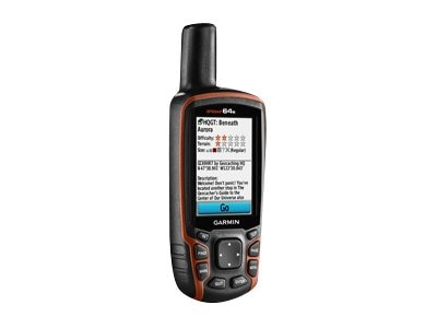 Garmin GPSMAP 64s, Worldwide, 010-01199-10