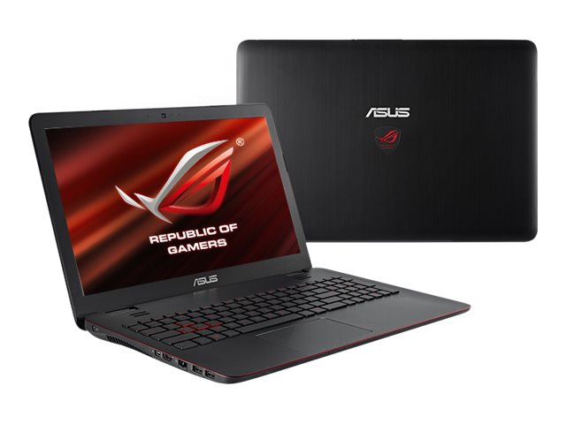 Asus GL551VW-DS71 Core i7-6700 3.4GHz 8GB 1TB DVD-RW 15.6 W10, GL551VW-DS71