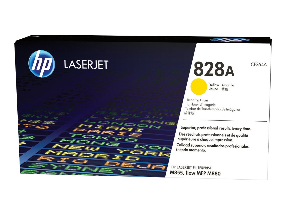 HP 828A Yellow LaserJet Imaging Drum for HP Color LaserJet Enterprise M855 Series