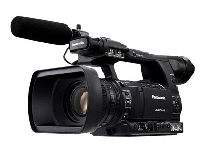 Panasonic ACV Camera 1 3 Hand-Held Production Camcorder, 60Hz