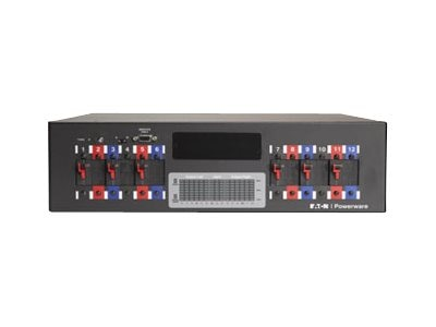 Eaton BladeUPS Rack Power Module 208V Hardwire Input (6) L6-30R (6) C19 Outlets, EMS with Card, Y0310005B300000