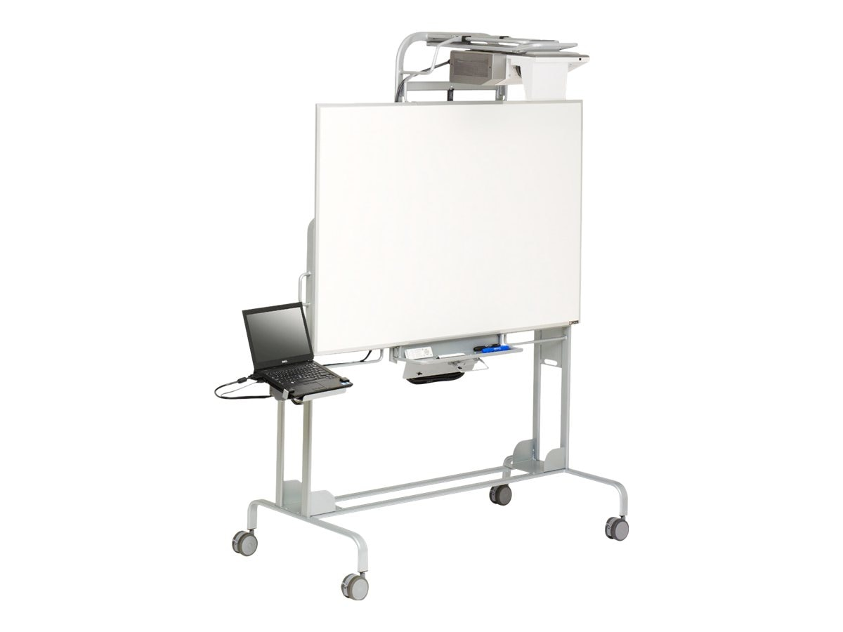 Bretford Manufacturing Mobile Interactive Whiteboard with Universal Mounting Bracket, EDUIWB-AL, 15230829, Whiteboards