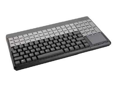 Cherry SPOS 123-Key Black 14 Keyboard Touchpad Prog 60-Rel Cherry Tools Software, G86-61401EUADAA