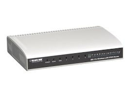 Black Box Pure Networking 802.11n 2T2R, WRT-300BGN-R2, 25111807, Wireless Routers