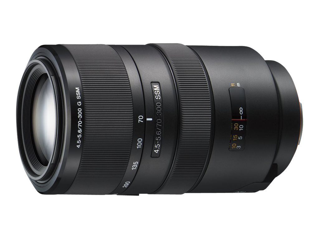 Sony 70-300mm F4.5-5.6 G SSM Lens