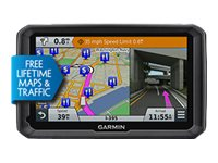 Garmin dezl 770LMTHD Advanced GPS for Trucks, 010-01343-00, 22071723, Global Positioning Systems