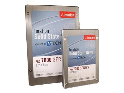 Imation 32GB Pro 7000 Series SATA Solid State 2.5 Drive, 27050, 8334988, Solid State Drives - Internal