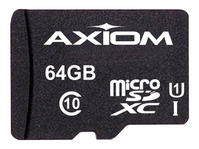 Axiom 64GB Micro Secure Digital Extended Card