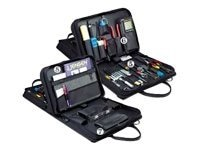 Jensen Tools Deluxe Telcom Intallation Kit in Double Black Cordura Case, JTK-4400WB, 7175090, Tools & Hardware