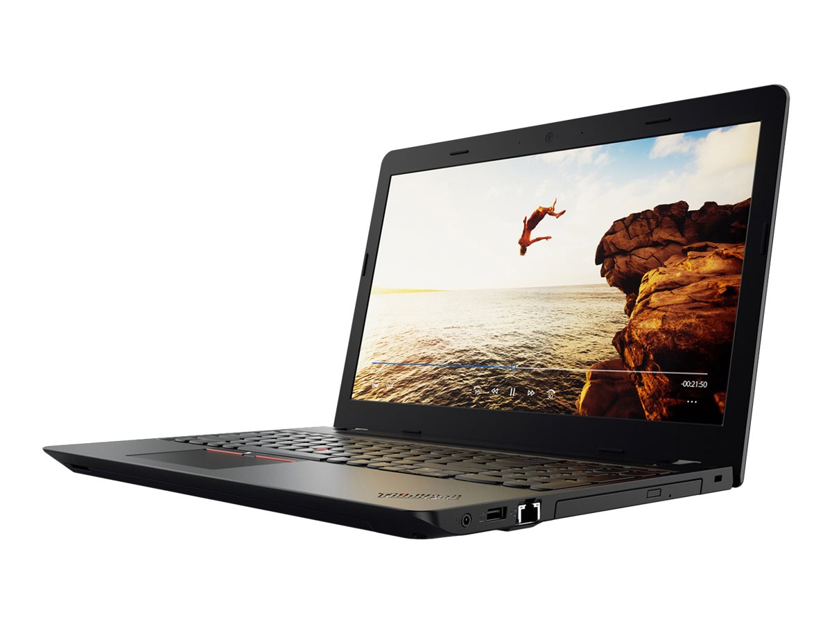 Lenovo TopSeller ThinkPad E570 2.7GHz Core i7 15.6in display, 20H50047US