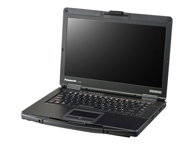 Panasonic Toughbook 54 vPro Core i5-5300U 2.3GHz 14 HD W7 (W8.1P COA), CF-54AX001CM, 27270191, Notebooks