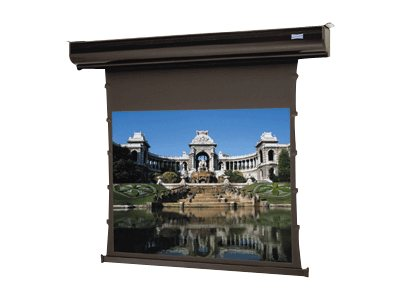Da-Lite Tensioned Contour Electrol Projection Screen, Da-Mat, 16:9, 106