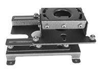 Chief Manufacturing Lateral Shift Bracket for RPA Series Mounts, LSB100, 5770910, Stands & Mounts - AV